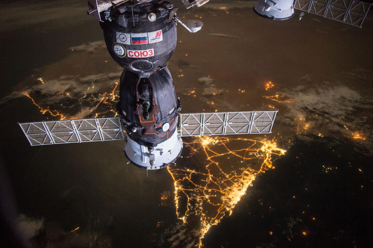 МКС - Международная космическая станция