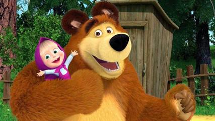 Маша и Медведь (пропаганда Кремля)