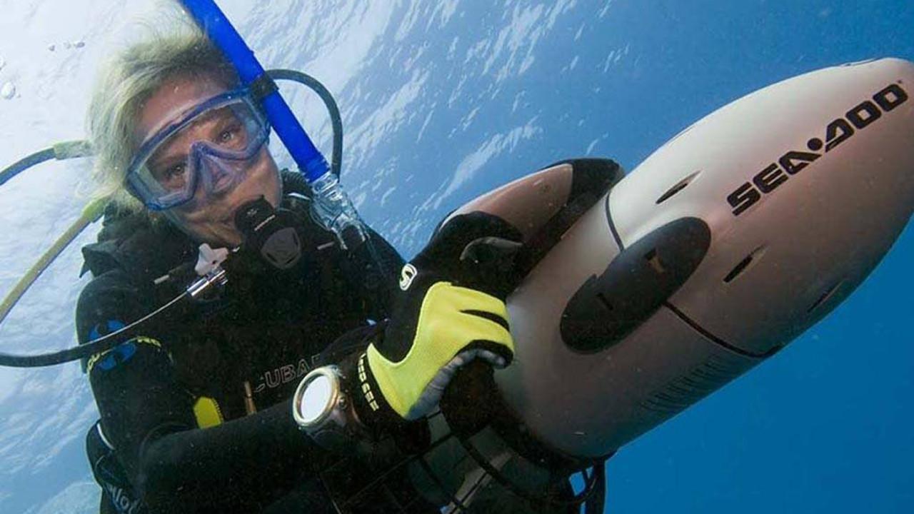Курс Diver Propulsion Vehicle
