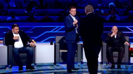 Мосийчук VS Семченко (драка)