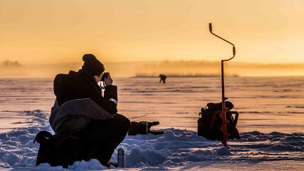 Токай Керимов советует: как ловить рыбу зимой?