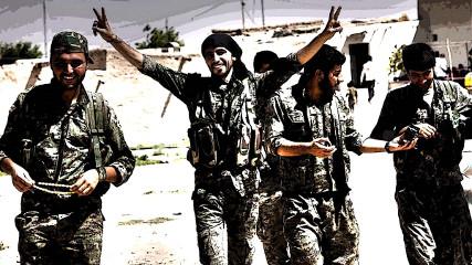 Сирийские курды взяли в плен гражданина Украины