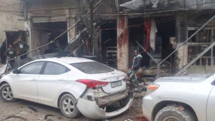 Отделение солдат США убито в Манбидже