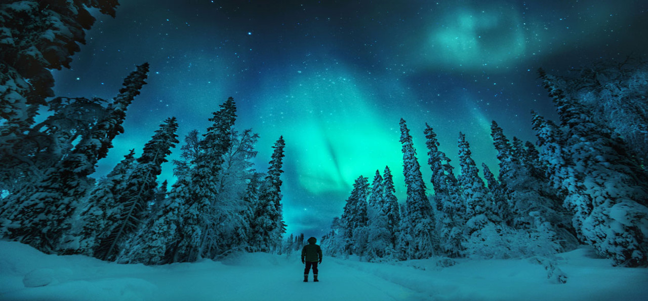 Финляндия - страна зимних чудес
