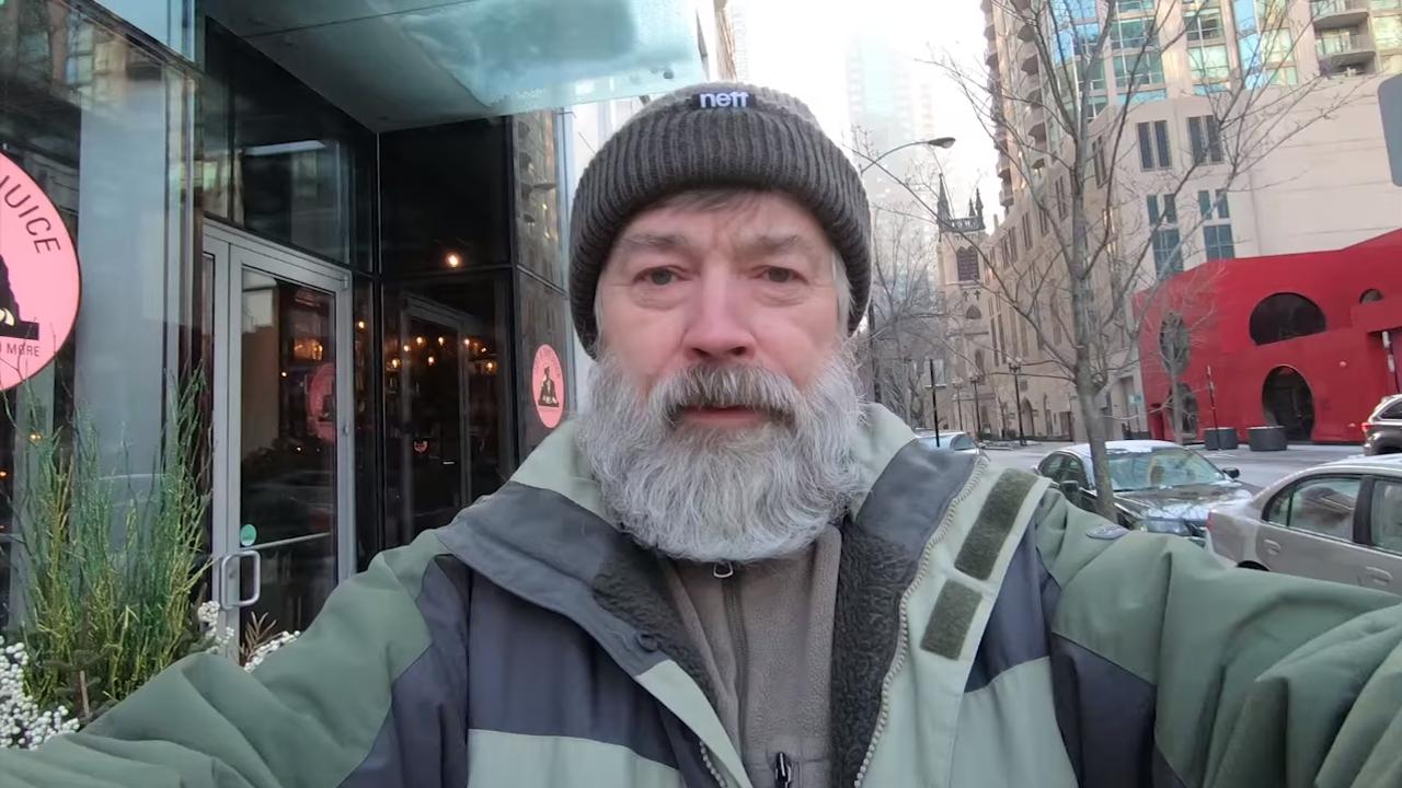 Дядя Ваня (Русский про Америку)