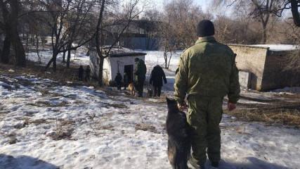 В центре Донецка прогремело три взрыва