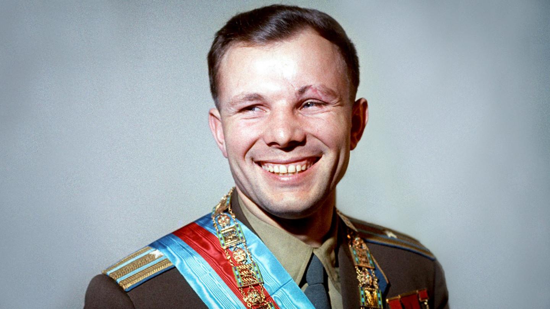 9 марта – 85 лет со дня рождения Юрия Гагарина