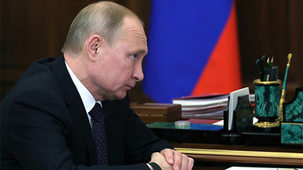 Идиоты из США требуют раскрыть доходы Путина