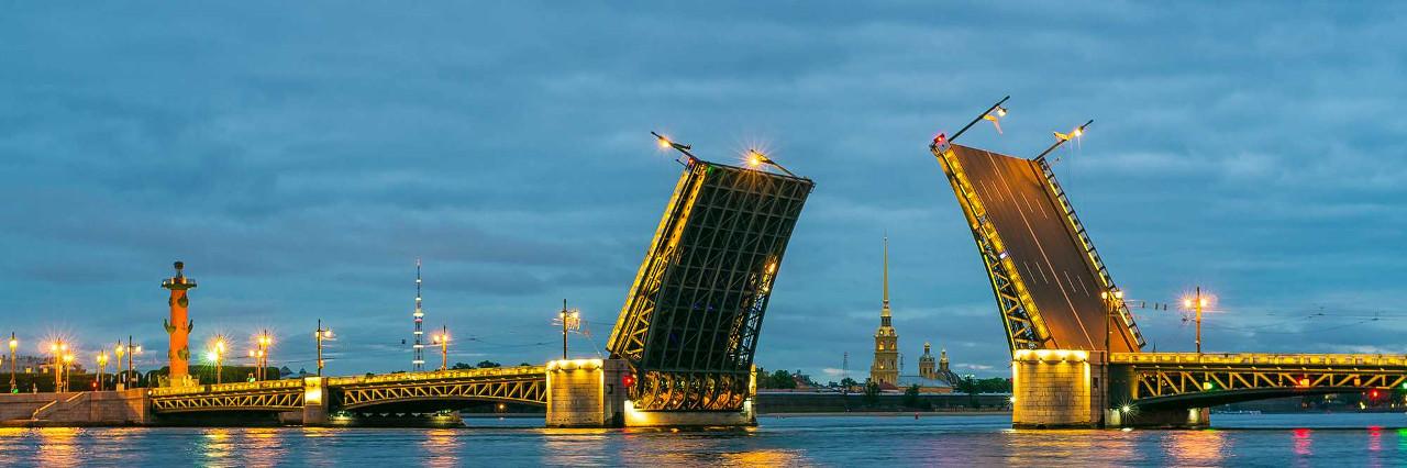 Весенний Санкт-Петербург