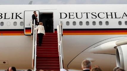 У правительства Германии опять сломался самолет