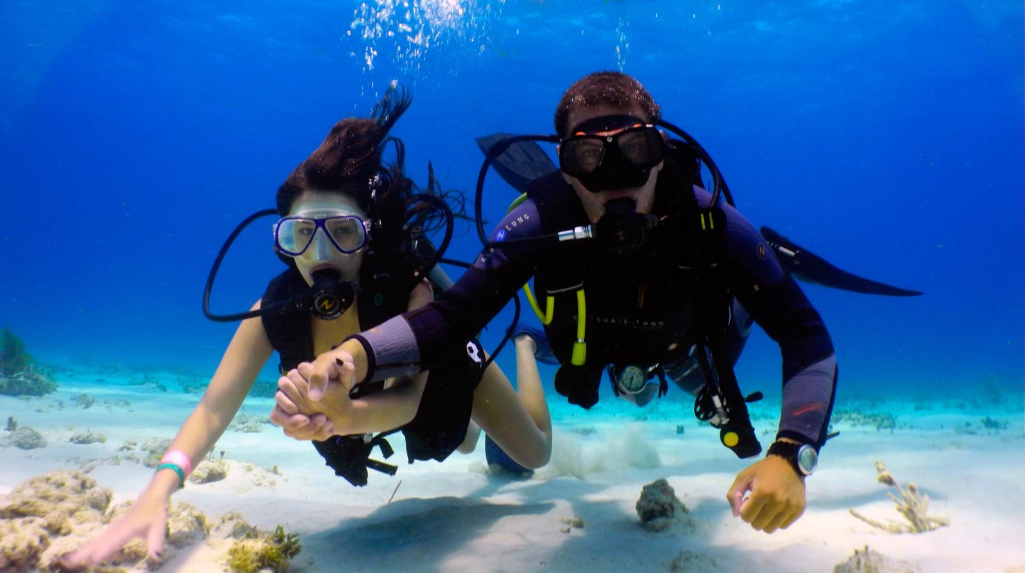 Дайвинг туры в Доминикане