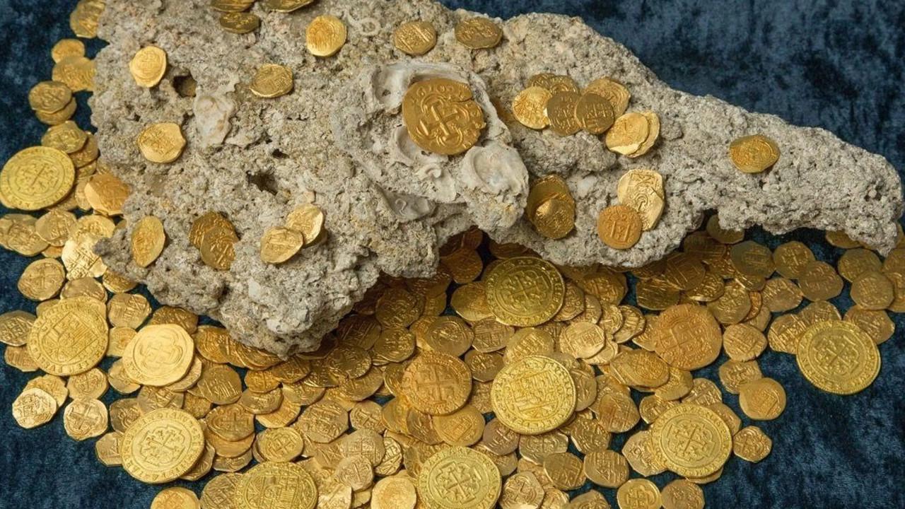 У побережья Флориды нашли клад золотых монет на $4,5 млн (новости)