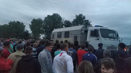 Что известно о конфликте в селе Чемодановка, под Пензой