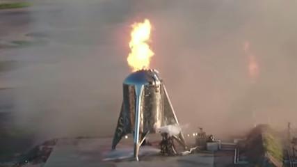 Блестящая кастрюля Илона Маска (Space X) загорелась