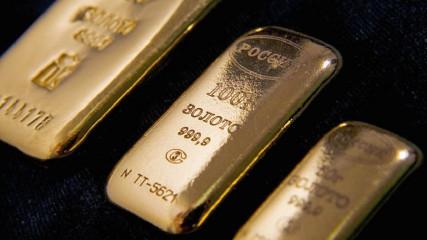 Слитки для народа (золото вместо долларов)