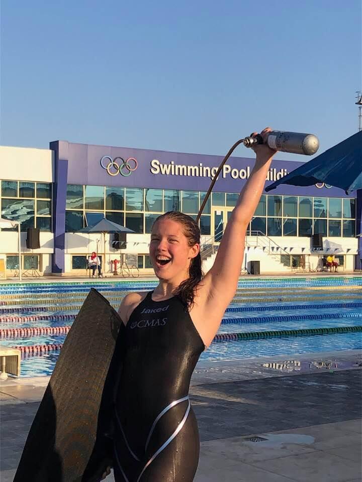 Первенство мира по плаванию в ластах (Египет 2019)