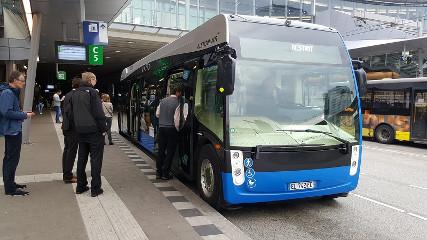 Аренда автобуса в Греции