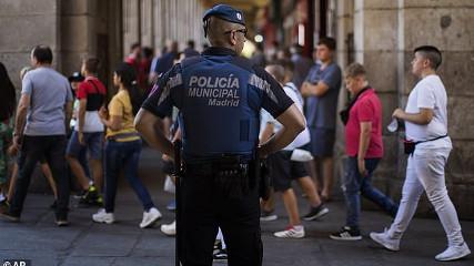 Что должен знать турист в Испании (Преступность)