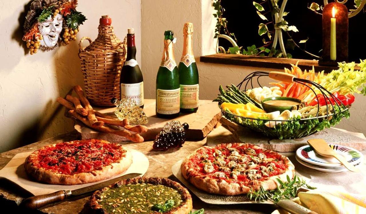 Топ-5 стран с самой вкусной кухней