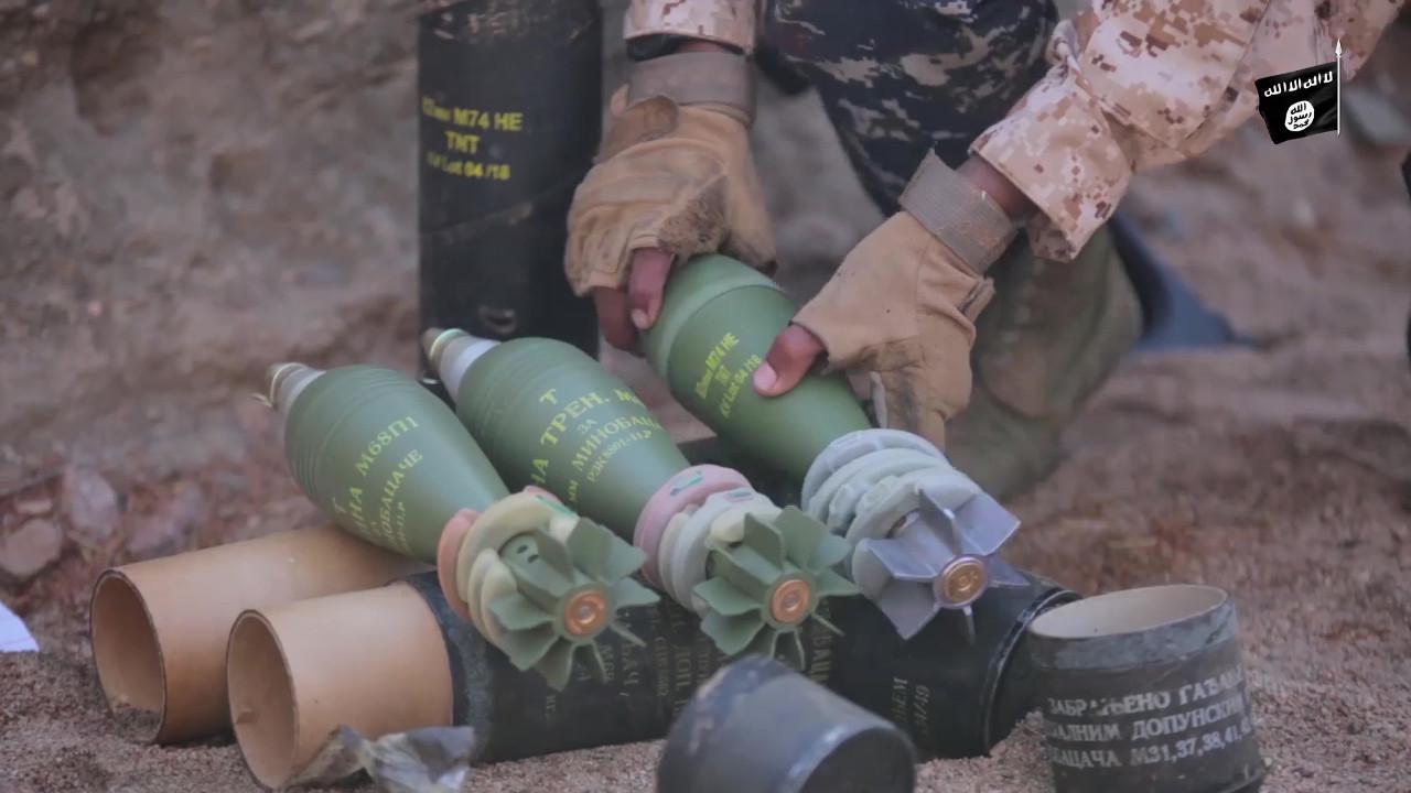 США тайно поставляют оружие в Сирию