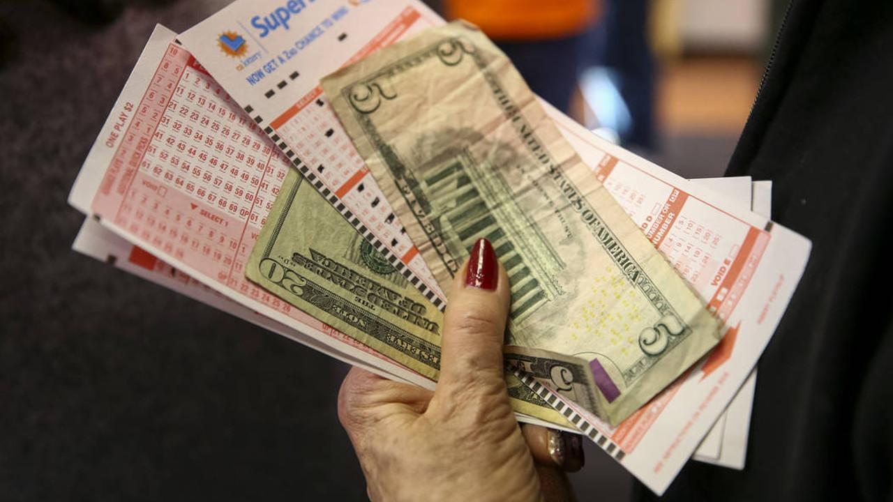 История лотерей в США
