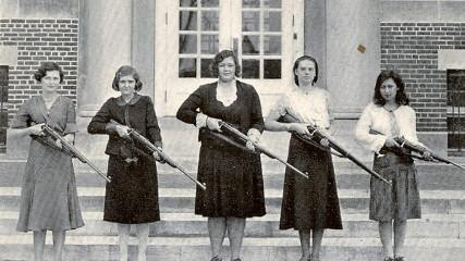 История практической стрельбы