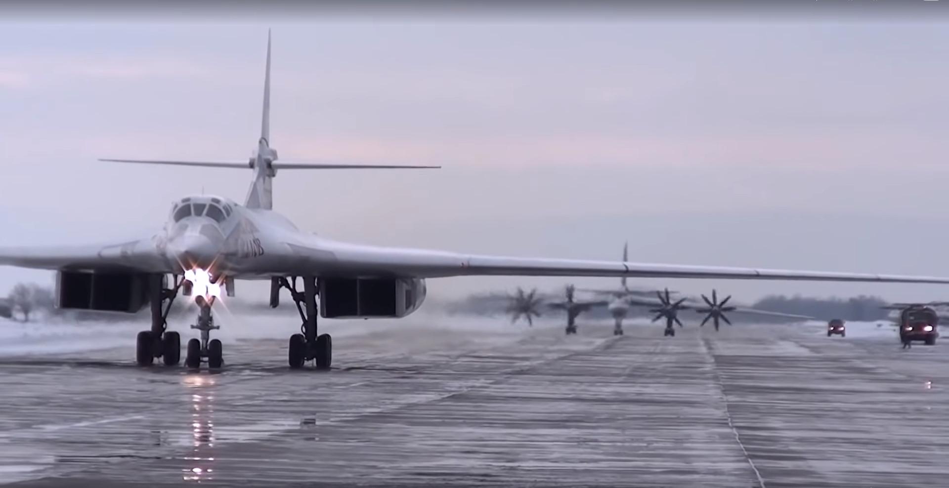 Ту-160 Белый Лебедь (Blackjack)