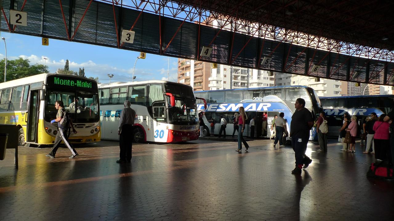 Советы путешественникам: автобусы