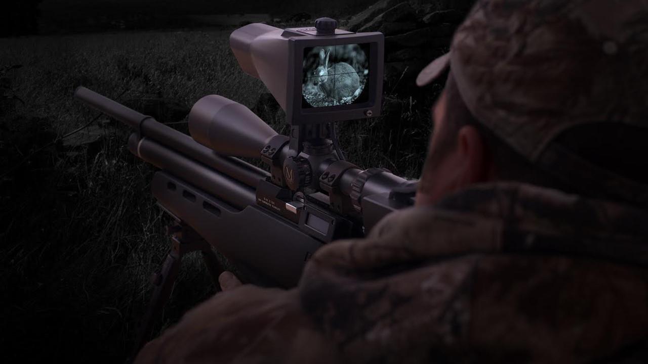 Как выбрать прицел для охоты ночью?