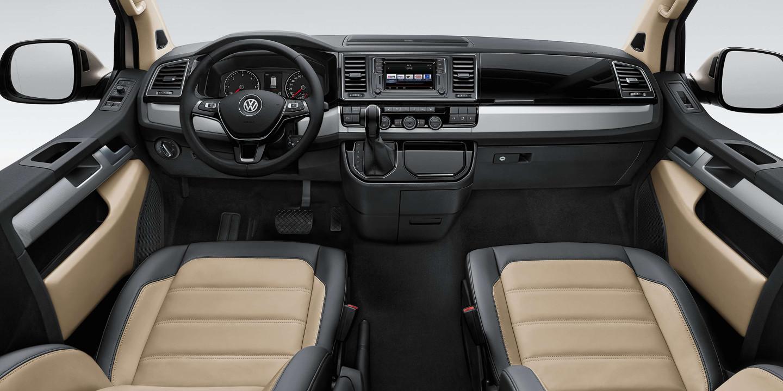 Обзор автомобиля «Фольксваген Мультиван»
