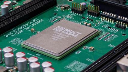 Микропроцессора Эльбрус 16С (получены первые инженерные образцы)