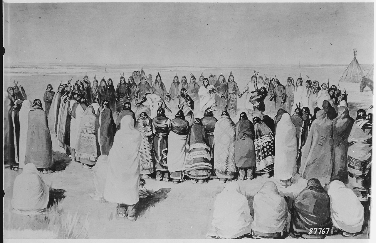 геноцид индейцев США