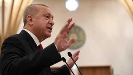 Эрдоган предложил признать геноцид индейцев США