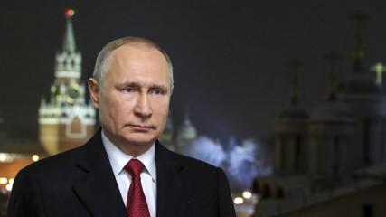 Прямая трансляция: Пресс-конференция Владимира Путина 2019