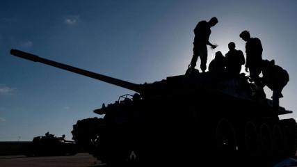 Вторжение в Ливию (Большая Игра Турции)
