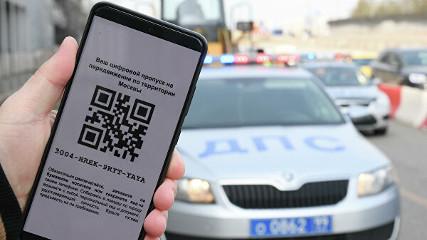 Цифровой пропуск в Волгоградской области