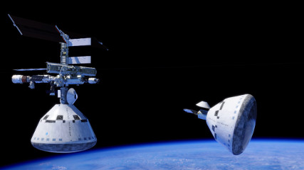 SERV / MURP: космический корабль Chrysler